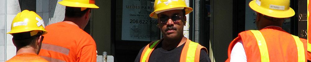 bygg och anläggning jobb